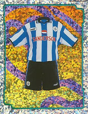 N°414 SHIRT MAILLOT SHEFFIELD WEDNESDAY STICKER MERLIN PREMIER LEAGUE 1999