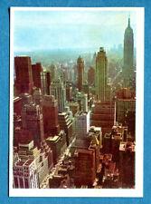 LA TERRA - Panini 1966 - Figurina-Sticker n. 367 - NEW YORK -Rec
