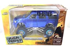 Jada 2003 Ford Expedition High Profile Blue 1/24 Discontinued Diecast Car