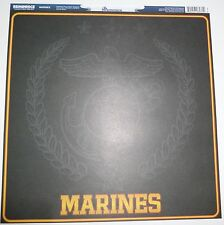 Marines Emblem Military Scrapbook Paper by Reminisce 12 x 12-4 sheets