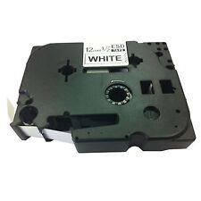 Hermano compatible Tz231 P-touch para pt1010 pt1090 12mm brillante y cinta