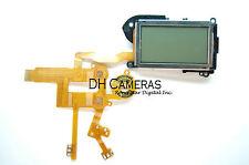 NIKON D7000 TOP LCD SCREEN UNIT NEW AUTHENTIC ORIGINAL REPAIR A0141