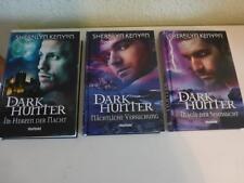 3 x Sherrilyn KENYON : Dark Hunter - Band 1 - 3 / 2012 - gebunden - TOP