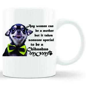 Funny Chihuahua Dog Mug   Ceramic 11oz Funny Coffee Mug   Perfect Dog Lover Gift