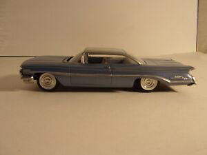 JoHan Repainted 1960 Oldsmobile Ninety Eight 2 door hardtop  Friction (MAP)