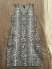 Guess by Marciano Jacquard Snake Dress Size S