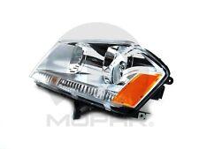 Headlight Left Mopar 05116343AD,  08 09 10 11 12 13 DODGE AVENGER