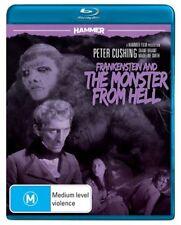 NEW Hammer Horror-Frankenstein & The Monster From Hell [Blu-ray]