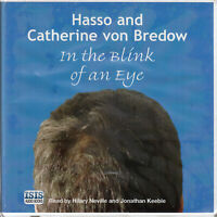 Hasso Catherine Von Bredow In The Blink Of An Eye 8CD Audio Book Unabridged