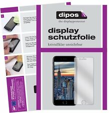 2+2x Apple iPhone 8 Schutzfolie klar Displayschutzfolie Folie Display Schutz