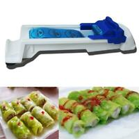 Magic Kitchen Roll Maker Sushi Roller Food Machine Cabbage Leaf Meat Rolling Kit