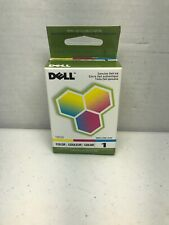 Dell Series 1 T0530 310-4143 Tri-Color Ink Cartridge 720 Genuine New