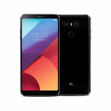 "New LG G6 32GB Astro Black 4G LTE 5.7"" Quad Core 2.35GHz Android 7.1 Sim Free UK"