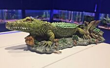 Crocodile ~ Air Action Aquarium Fish Tank Ornament 899