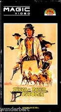 """VHS - """" Pizza - Pater und PISTOLEN """" (1971) - Mark Damon"""