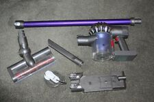 DYSON V6 FLUFFY BATTERY VACUUM CLEANER  inc ATTACHMENTS