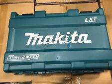 Makita Hard Case XT248/XT269  Fits Most Makita 18V Drills Impacts XDT13 XPH12