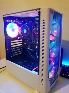 GAMING PC- RYZEN 3 2200G, 16GB RAM, 1TB STORAGE, 120GB SSD, 500W PSU, DK-D4 CASE