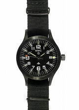 Official MWC MKIII PVD Steel Watch with Tritium GTLS Tubes - MKIII/PVQ/SL