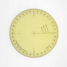 MINERVA Rapporteur 180/° en Degr/é 30cm Transparent