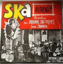 "Vp Reggae Artist ""The Original Ska-Talites"" Presents ""Ska Authentic"" Records Cd"