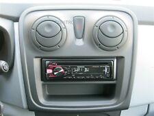 Kenwood Dacia Logan MCV ab 2012 Autoradio Einbau Set USB MP3 CD komplett ISO
