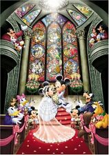 500 Piece Jigsaw Puzzle Disney Fantasy Celebration  Hologram Jigsaw  35 x 49 cm