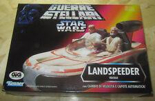 Star Wars Guerre Stellari Landspeeder GIG Kenner 1995