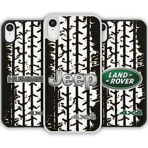 OFF ROAD Car Logo Phone Case Cover for iPhone Samsung Hummer Jeep Land Rover New