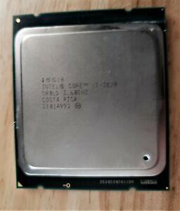 Intel Core i7-3820 SR0LD 3.60GHz Socket 2011 Quad-Core CPU Processor LGA2011