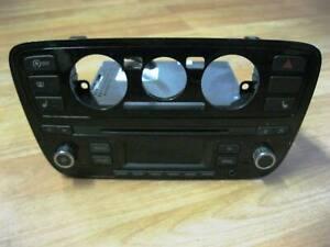 original CD Radio VW UP 1S0035156 Klavierlack Autoradio Volkswagen