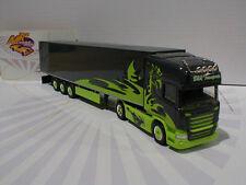 Herpa Auto-& Verkehrsmodelle mit OVP für Scania