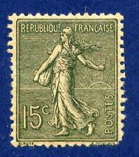 *** France Y&T 130 *** 1903 - Neuf avec charn - TBE