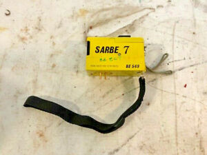Sarbe 7 Personal Location Radio Beacon BE549 5825-99-215-4572 EX-MOD