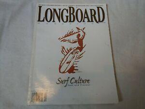 Longboard Magazine.  Mar/Apr. 2000