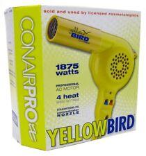 CONAIR DRYER 1875 WATT YELLOWBIRD