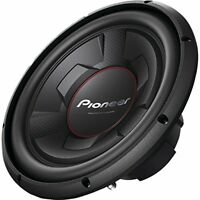 "PIONEER 12"" Single 4-Ohm 1300W Max - Subwoofer (TS-W126M) ™"