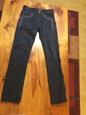Men's Black G-Star Raw Tapered Jeans 5620 Size 27 X 30