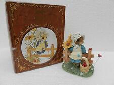 Priscilla Hillman Mouse Tales ~ Ladybug, Ladybug ~ Enesco Figurine ~ New