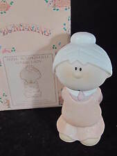 Bumpkins 1996 GOTHIC LADY Granny With Rolling Pin Figurine NIB New Old Stock