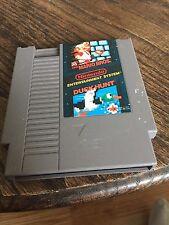 Super Mario Bros. / Duck Hunt Original Nintendo NES Game Cart NE2