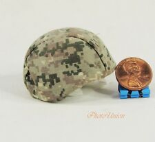1/6 Scale Action Figur G I Joe Military Combat Camouflage M88 Helmet K1025_M