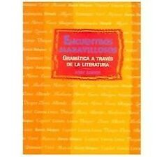 Encuentros Maravillosos : Gramatica a Traves de la Literatura by Kanter and...