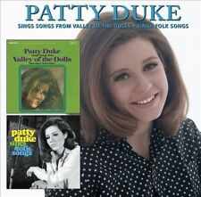 Valley of the Dolls/Sings Folk Songs - Time to Move On by Patty Duke NEW CD