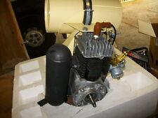 2Takt Benzinmotor Hirth Göbler 151 NEU Industriemotor Motor