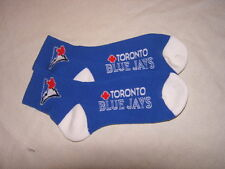 MLB Baseball Toronto Blue Jays Men's Unisex Adult Socks 10-13 NWOT