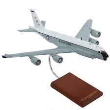 USAF Boeing RC-135U Combat Sent New Engines Desk Display 1/100 Model ES Airplane