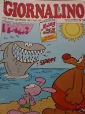 Il Giornalino n°34 1987 Pinky Pon Pon