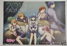 Vocaloid official 2013 Calendar Japan anime miku hatsune ruka kaito rin ren b