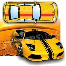 Fascia adesiva strisce per auto tuning Mod.FASCIA SPORT